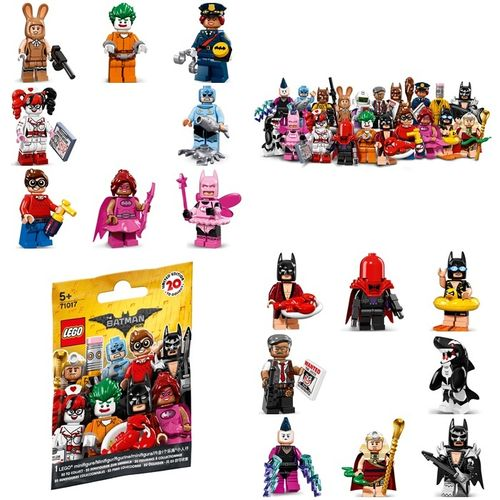 The LEGO® Batman™ Movie Minifiguren 71017 diverse nach Wahl