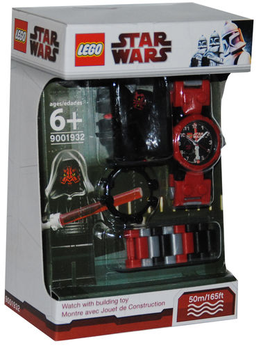 LEGO® Kinderuhr Darth Maul 9001932