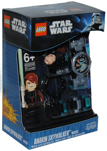 LEGO® Kinderuhr Anakin Skywalker 9002045