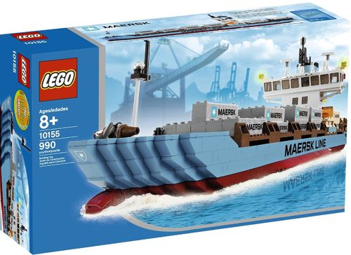 LEGO® Maersk Line Container Ship - 10155