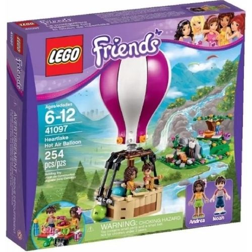 LEGO® Friends - Heartlake Heißluftballon - 41097