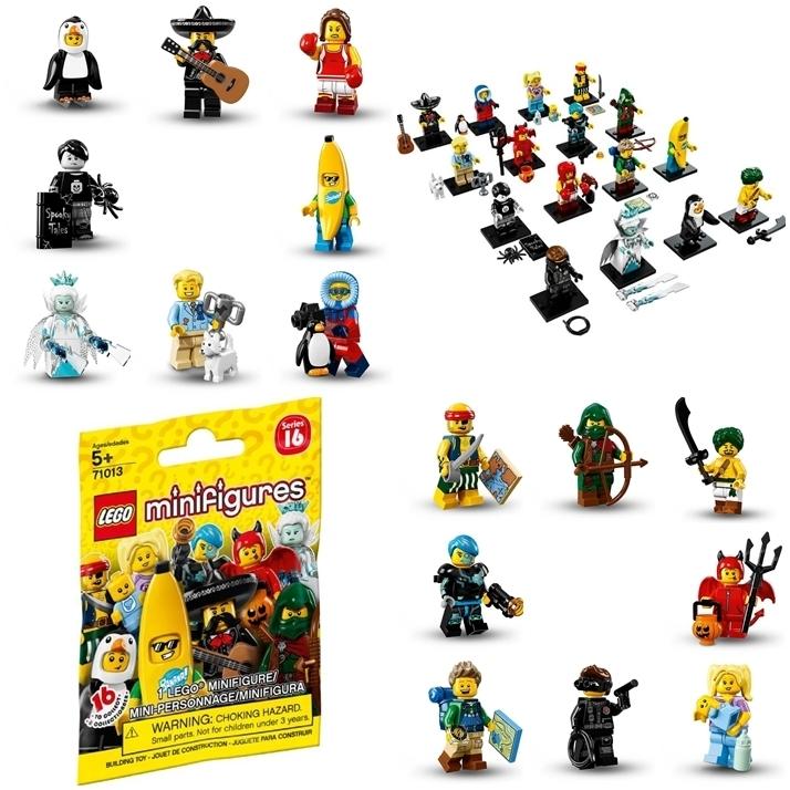 LEGO® Friends Minifigur Figur nach Wahl NEU