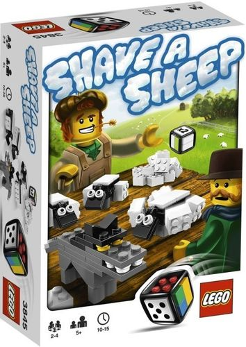 LEGO® Spiele -Shave a Sheep - 3845