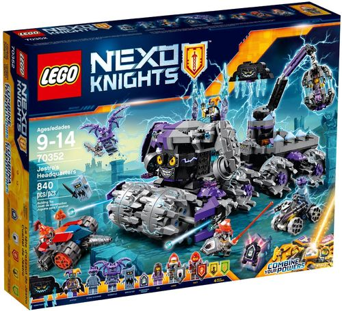 LEGO® Nexo Knights - Jestros Monströses Monster-Mobil - 70352