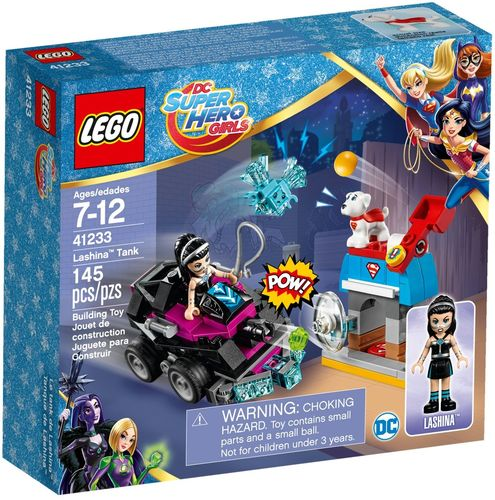 LEGO® DC Super Hero Girls - Lashinas Action-Cruiser - 41233