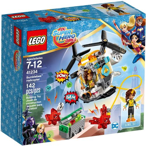 LEGO® DC Super Hero Girls - Bumblebees Hubschrauber - 41234