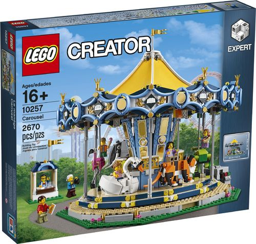 LEGO® Creator Expert - Karussell - 10257