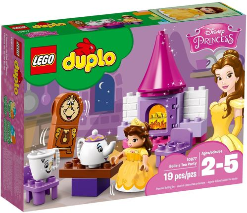 LEGO® DUPLO® - Disney Princess Belles Teeparty - 10877