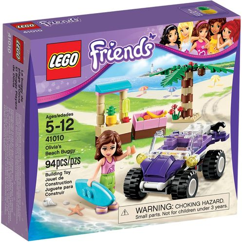 LEGO® Friends - Olivias Strandbuggy - 41010