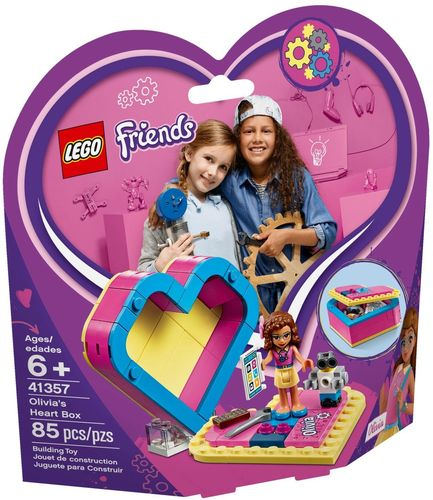 LEGO® Friends - Olivias Herzbox - 41357