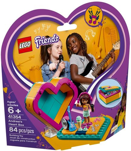 LEGO® Friends - Andreas Herzbox - 41354