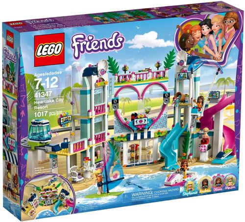 LEGO® Friends - Heartlake City Resort - 41347