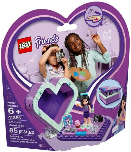 LEGO® Friends - Emmas Herzbox - 41355