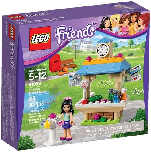 LEGO® Friends - Emmas Kiosk - 41098