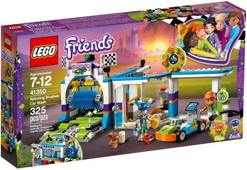 LEGO® Friends - Autowaschanlage - 41350
