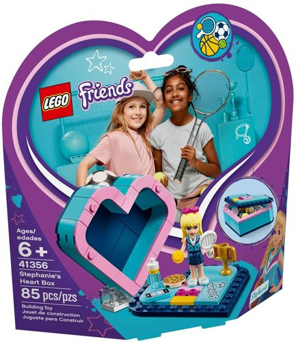 LEGO® Friends - Stephanies Herzbox - 41356