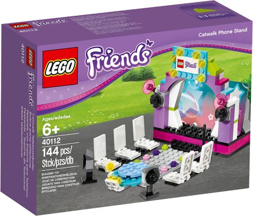 LEGO® Friends - Laufsteg - 40112