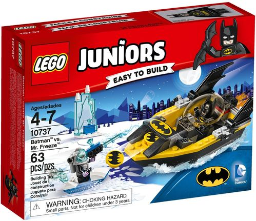 LEGO® Juniors - Batman vs. Mr. Freeze - 10737
