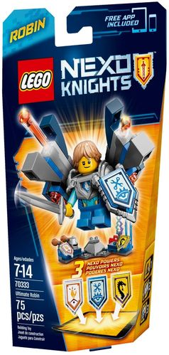 LEGO® Nexo Knights - Ultimativer Robin - 70333