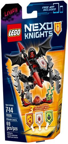 LEGO® Nexo Knights - Ultimative Lavaria - 70335