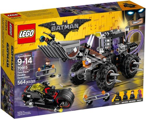 LEGO® The LEGO® Batman Movie™ - Doppeltes Unheil durch Two-Face - 70915