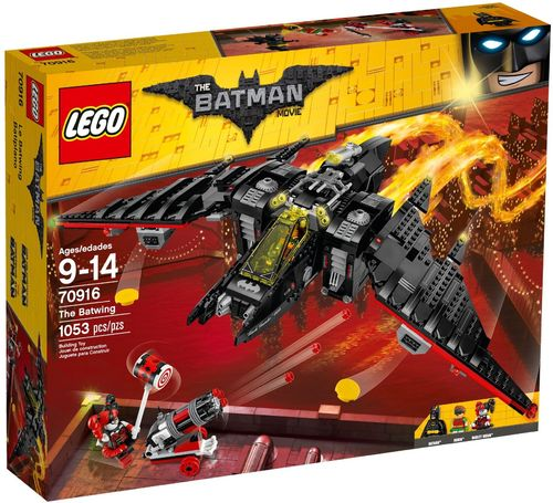 LEGO® The LEGO® Batman Movie™ - The Batwing - 70916
