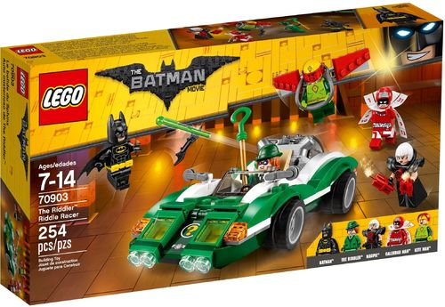 LEGO® The LEGO® Batman Movie™ - The Riddler Riddle Racer - 70903