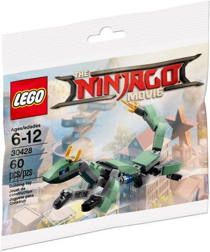 LEGO® THE NINJAGO® Movie™ - Grüner Ninja Mech Drache - 30428