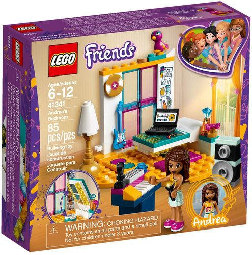 LEGO® Friends - Andrea Zimmer - 41341