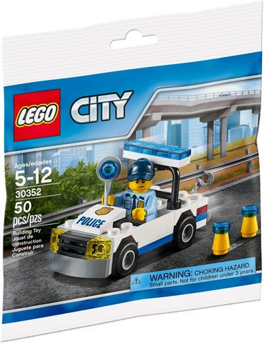 LEGO® City - Polizeiauto - 30352