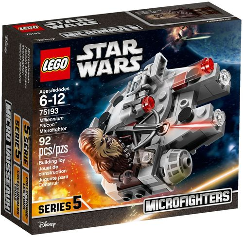 LEGO® Star Wars - Millennium Falcon™ Microfighter - 75193