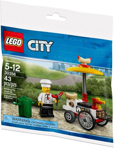 LEGO® City - Hot-Dog Stand - 30356