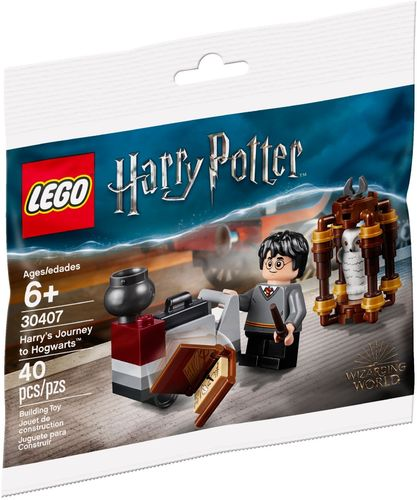 LEGO® Harry Potter - Harry's Reise nach Hogwarts - 30407