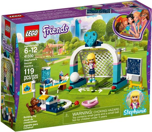 LEGO® Friends - Fußballtraining mit Stephanie - 41330