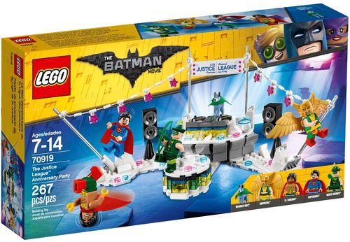 LEGO® The LEGO® Batman Movie™ - The Justice League Anniversary Party - 70919