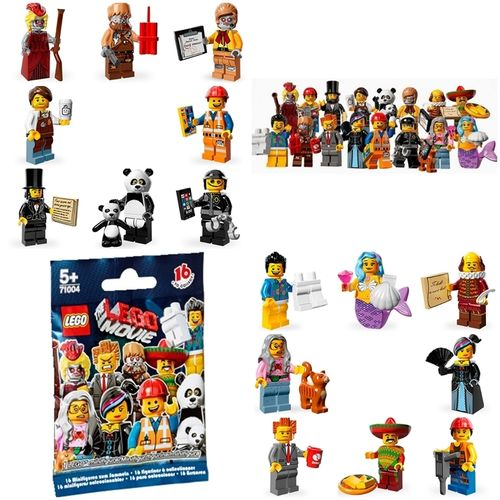 LEGO® The Lego Movie Minifiguren 71004 diverse nach Wahl