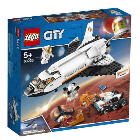 LEGO® City - Mars-Forschungsshuttle - 60226