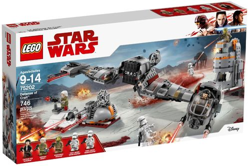 LEGO® Star Wars™ - Defense of Crait - 75202
