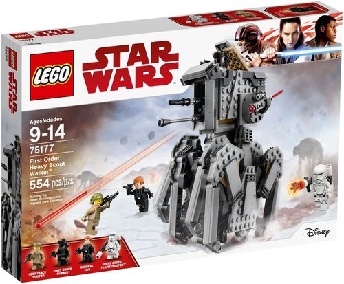 LEGO® Star Wars™ - First Order Heavy Scout Walker - 75177