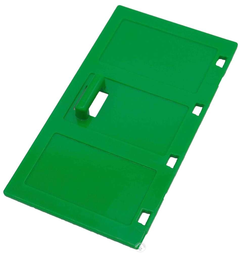 LEGO® Duplo Stein 2x2 mit Achse grün NEU