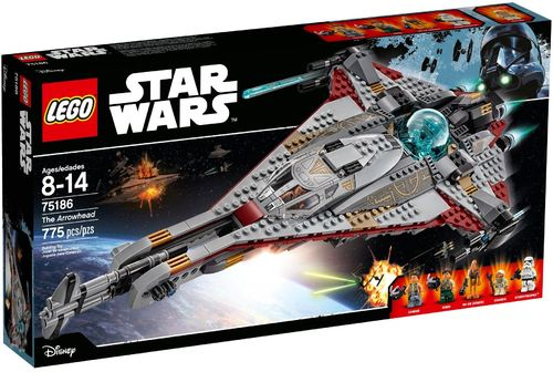 LEGO® Star Wars™ - The Arrowhead Raumschiff - 75186