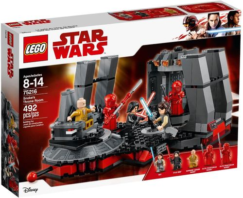 LEGO® Star Wars™ -  Snoke's Throne - 75216