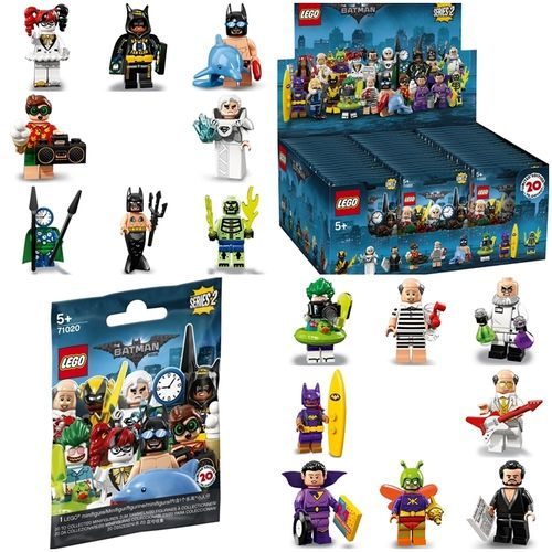 LEGO® The LEGO BATMAN MOVIE Minifiguren 71020 diverse nach Wahl
