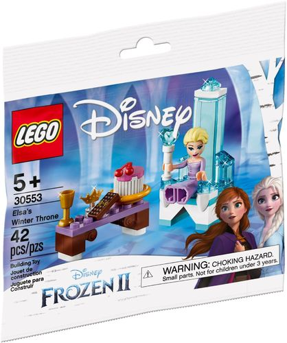 LEGO® Disney - Frozen 2 Elsa's Winter Throne - 30553