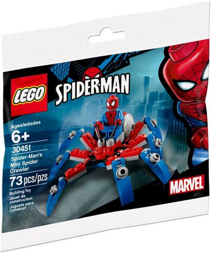 LEGO® Spiderman - Spider-Man's Mini Spider Crawler - 30451