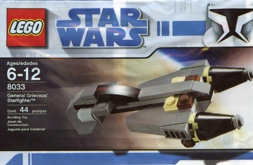 LEGO® Star Wars - General Grievous Starfighter - 8033