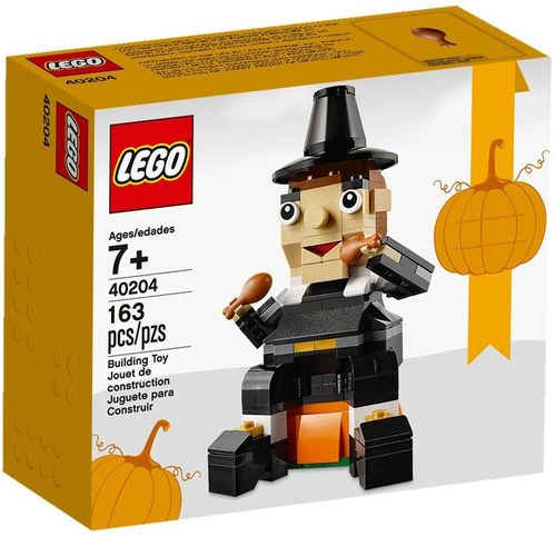 LEGO® Classic - Thanksgiving Witch Pilgrim - 40204