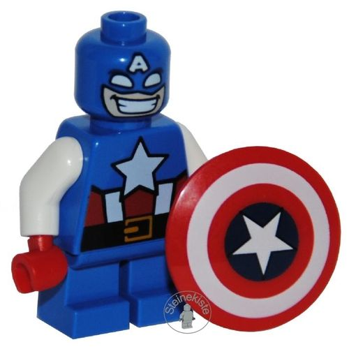 LEGO® Mighty Micros Captain America Figur