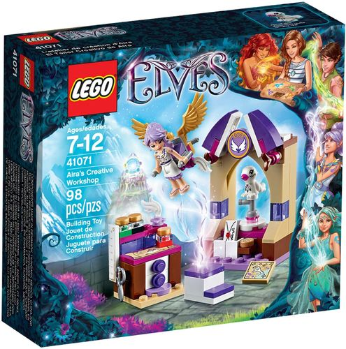 LEGO® Elves - Arias Kreativwerkstatt - 41071