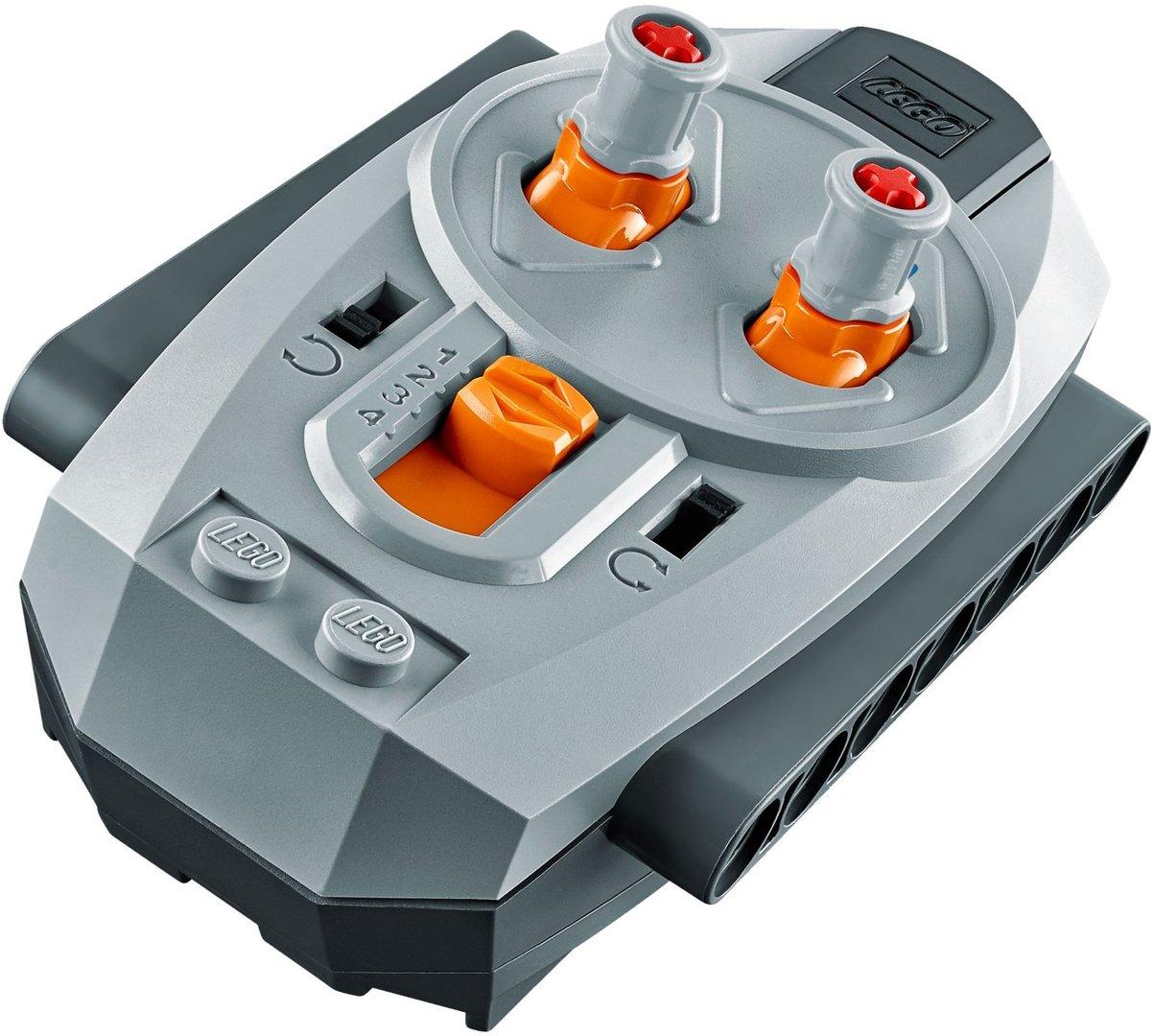 LEGO® Technic - 2 in 1 Allrad-Abschleppwagen - 42070 - Torso